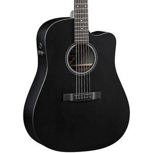 ギター, アコースティックギター  Martin Performing Artist 2016 DCPA5 Black Dreadnought Acoustic-Elec Black