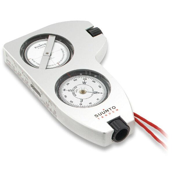 Suuntoスントコンパス方位計磁針クリノメーター傾斜計タンデム360PC360RDTandemCompassandClinom