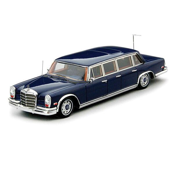 《9日20時〜P2倍お得クーポン有》TSMModelsElvis1969Mercedes-Benz600Pullman1/43S