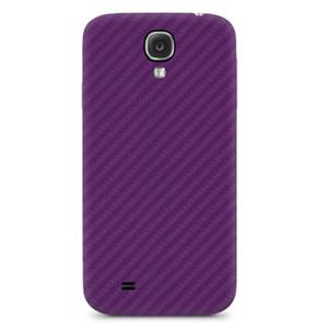 スリックラップス/SlickWraps Carbon Fiber Skin for Samsung Galaxy S4 Purple SW-GALS4-CFPRPL/カメラバッグ/カメラケース/Bag/Case/カメラ/camera/アクセサリー SWGS4CFPU