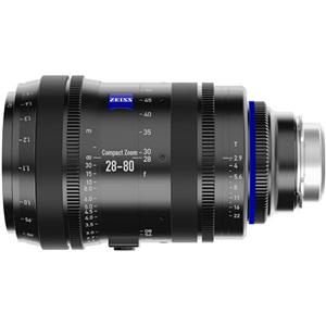 ツァイス/Zeiss Compact Zoom CZ.2 28-80mm f/2.9 T (Feet) Lens with Canon EF EOS Mount 2008-990/レンズ/Lens/カメラ/camera/アクセサリー ZICZ22880EF