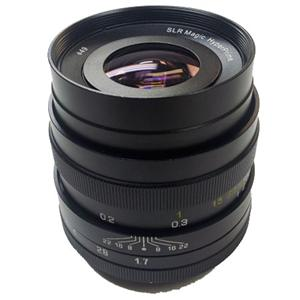 ソニー/SLRマジック/SLR Magic 23mm f/1.7 Hyperprime Lens for Sony NEX's E-Mount SLR2317ESL...