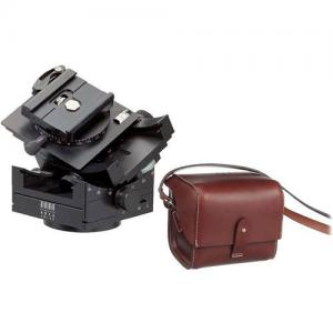 Arca-Swiss アルカスイス C1 カメラ 雲台 Cube Geared Head w Flip-Lock Quick Release & Leather Case