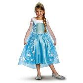 【在庫処分セール】アナ雪 エルサ ドレス ハロウィン コスプレ コスチューム 衣装 子供用 女の子 かわいい