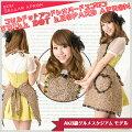 かわいい!!フリル付きアイドルエプロンフリルエプロンウエディングエプロンウエディングドレスウェディング小悪魔女の子プレゼントにピッタリ!母の日ギフト彼女AKB48