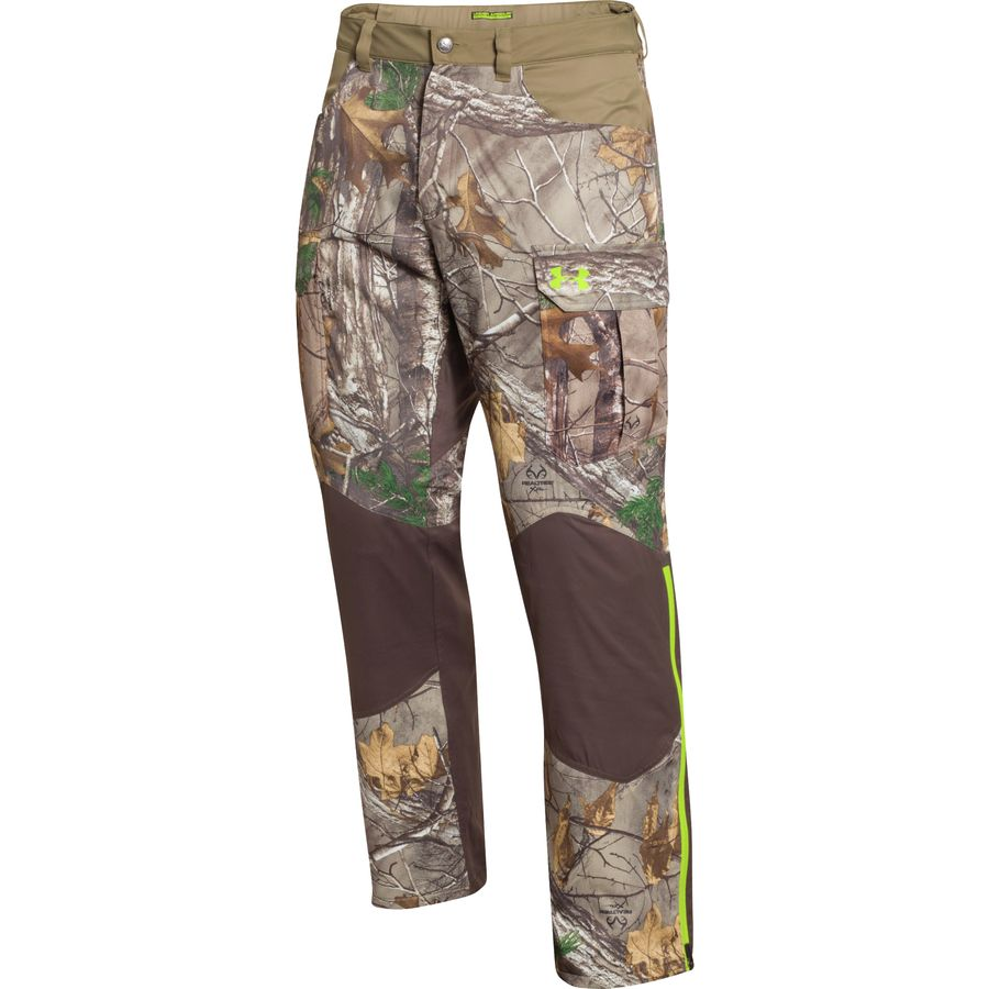 Under Armour ColdGear Infrared Scent Control Barrier Pant - Men
