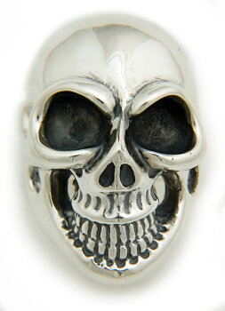 ビルウォールレザー/BWL/BillWallLeather/R412-2012MasterSkullRing-(Heavy)/BillWallCustomHandcraftedRings