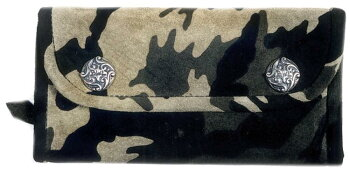 ビルウォールレザー/BWL/BillWallLeather/LargeCurrencyCamo/BillWallFineLeatherHandCraftedWallets