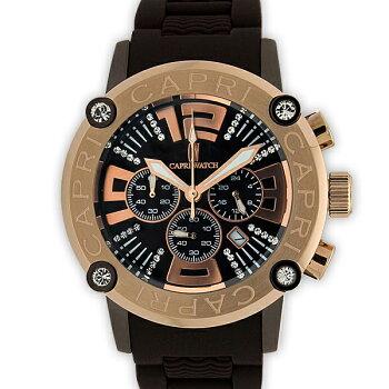 カプリCAPRIArt.5102腕時計/檀れい紹介/南イタリア/アルベロベッロの旅/ヨーロッパ水風景