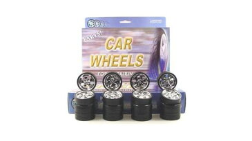 Replacement Spinner Rims For 1 18 Scale Cars & Trucks おもちゃ 模型 ラジコン フィギュア