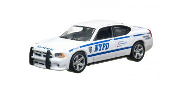 2010 Dodge Charger New York City Police Dept NYPD 1 64 - Diecast Police Cars - Greenlight Diecast おもちゃ 模型 ラジコン フィギュア