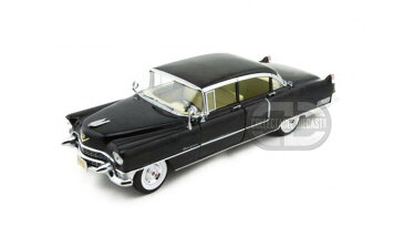 Greenlight 1 18 The Godfather 1955 Cadillac Fleetwood Black おもちゃ 模型 ラジコン フィギュア