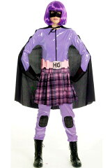 Kick-Ass Hit Girl Adult Costume (M)キック・アス Kick-Ass Hit Girl 大人用コスチューム (M)/...