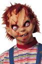 チャイルドプレイ チャッキー Chucky Mask コスチューム ハロウィン コスプレ 衣装 仮装 面白い マスク キャラクター 学園祭 文化祭 学祭 大学祭 高校 イベント