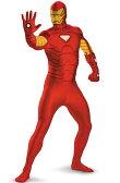 ハロウィン キャラクター コスプレ Skinovations Iron Man 全身タイツ ボディスーツ 子供用 衣装 男の子 女の子 小学生 かわいい 面白い ヒーロー 学園祭 文化祭 大学祭 コスチューム 仮装 変装
