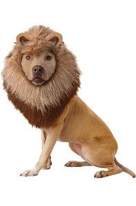 レビューで送料無料 Animal Planet Lion Dog Costumeハロウィン パーティ コスチューム アニマ...