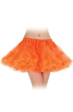 Neon Orange チュチュスカート コスチューム ハロウィン コスプレ 衣装 仮装 面白い 学園祭 文化祭 学祭 大学祭 高校 イベント