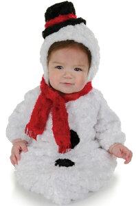 レビューで送料無料 Snowman Bunting Infant Costumeハロウィン パーティ コスチューム Snowman...