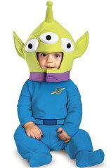 幼児/Toy Story 3 Alien Classic Infant Costumeトイ・ストーリー Toy Story 3 Alien Classic I...