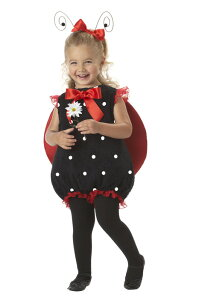 レビューで送料無料 Lil' Lady Bug Toddler Costumeハロウィン パーティ コスチューム Lil' Lad...