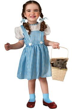 オズの魔法使い ドロシー Sensations 幼児,子供用コスチューム ハロウィン コスプレ 衣装 仮装 幼児 赤ちゃん 子供 0歳 1歳 かわいい 面白い おとぎ話 学園祭 文化祭 学祭 大学祭 高校 イベント