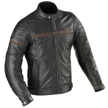 Ixon イクソン Ninety 6 Leather Jacket - FC-Moto Shop バイク用品 メンズ バイクウェア モトクロス レザージャケット 革ジャン ライダースジャケット