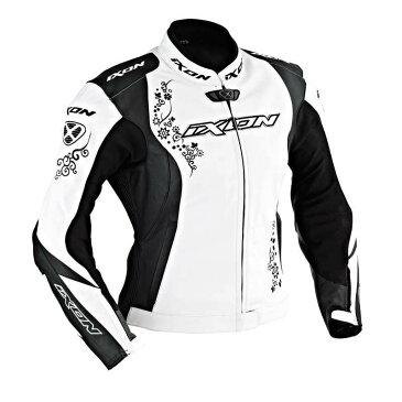 Ixon イクソン Prima VX Lady Leather Jacket - FC-Moto Shop バイク用品 メンズ バイクウェア モトクロス レザージャケット 革ジャン ライダースジャケット