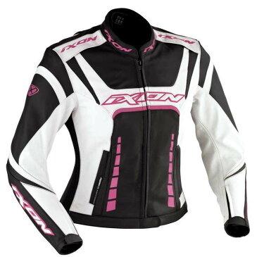 Ixon イクソン Fulgura Lady Leather Jacket - FC-Moto Shop バイク用品 メンズ バイクウェア モトクロス レザージャケット 革ジャン ライダースジャケット