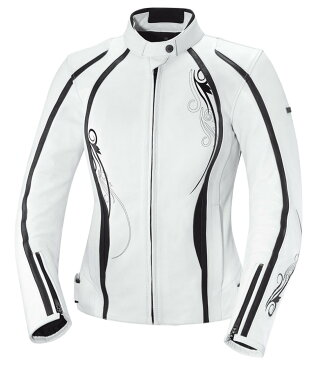 IXS イクス Kiara Lady バイク用品 メンズ バイクウェア モトクロス レザージャケット 革ジャン ライダースジャケット