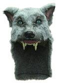 ハロウィン パーティ コスプレ GREY ウルフ オオカミ 狼HELMET ハット キャップ コスチューム 変装 仮装