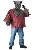 ハロウィン キャラクター コスプレ GRAYWEREウルフ オオカミ 狼 大人用 メンズ 男性用 衣装 衣装 学園祭 文化祭 コスチューム 仮装 変装