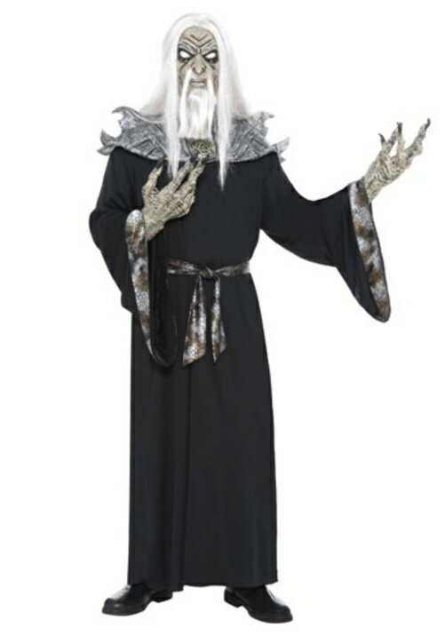 ハロウィン コスプレ SADISTIC 魔法使い 悪魔 大人用 男性用 衣装 ディズニーランド 衣装  学園祭 文化祭 コスチューム 仮装 変装:Mars shop