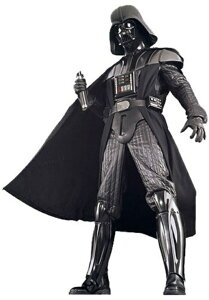 ハロウィン コスプレ AUTHENTIC ダースベイダー Darth Vader 大人用 メン…