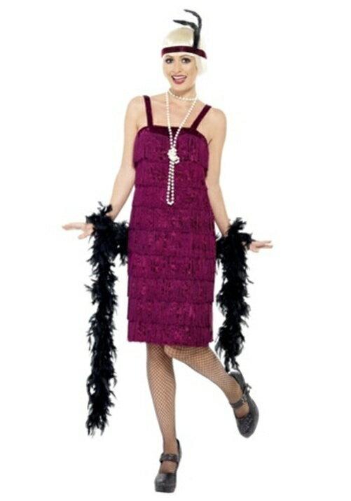コスプレ ハロウィン WOJAZZ フラッパー 大人用 レディス 女性用 衣装 ドレス ワンピース 衣装 学園祭 文化祭 コスチューム 仮装 変装