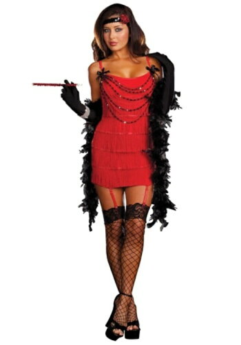 7ab22a441d72d RUBYレッドHOTフラッパーコスプレコスチューム大人用女性用衣装ドレスワンピースディズニーランド仮装衣装