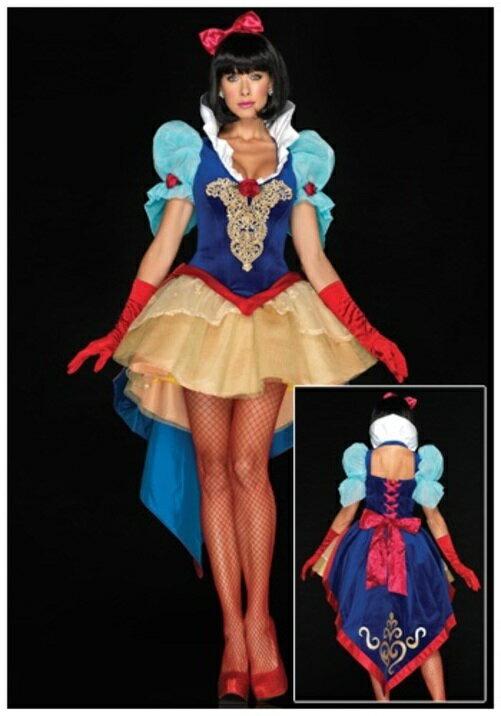 セクシー白雪姫 Snow Whiteコスプレ コスチューム 大人用 女性用 衣装 ドレス ワンピース  仮装 衣装 忘年会 パーティ 学園祭 文化祭 学祭:Mars shop