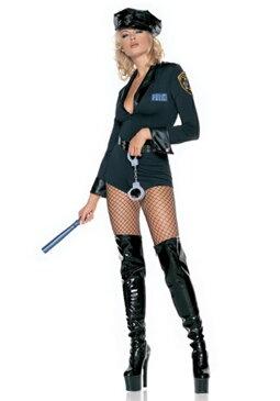 コスプレ ハロウィン セクシーPOLICE オフィサー 大人用 女性用 衣装 ドレス ワンピース 衣装 学園祭 文化祭 コスチューム 仮装 変装
