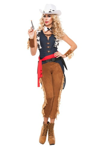 6d020346801458 コスプレ ハロウィン WILD WILD WEST COWGIRL レディス 大人 女性 ...