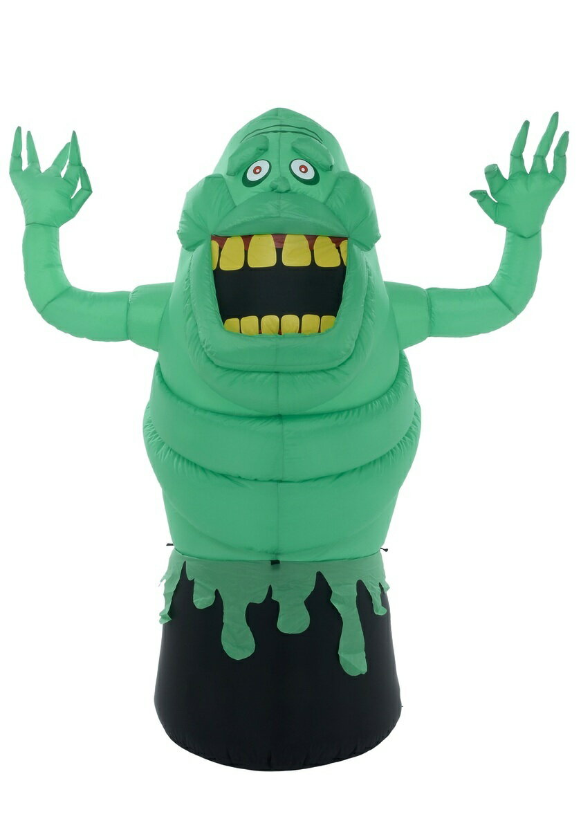 GHOSTBUSTERS SLIMER INFLATABLE ハロウィン コスプレ コスチューム 仮装:Mars shop