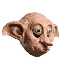 公式 ハリーポッター ハリポタ Harry Potter Deluxe Adult Dobby Mask H /コスプレ/コスチュー...