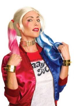 【全品P5倍】Suicide Squad Harley Quinn Jewelry Set ハロウィン コスプレ 衣装 仮装 小道具 おもしろい イベント パーティ ハロウィーン 学芸会 学園祭 学芸会 ショー お遊戯会 二次会 忘年会 新年会 歓迎会 送迎会 出し物 余興 誕生日 発表会 バレンタイン ホワイトデー