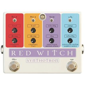 RED WITCH – Synthotron