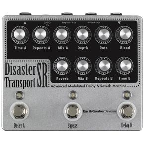 Earth Quaker Devices – Disaster Transport SR