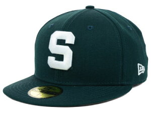 Michigan State Spartans NCAA AC 59FIFTY CapNewEra ニューエラ Michigan State Spartans NCAA...