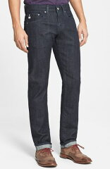AG 'Dylan' Skinny Fit Selvedge Jeans (Concord)エージー/AG 'Dylan' Skinny Fit Selvedge Jea...