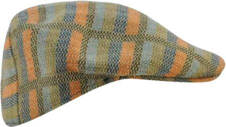 Kangol Box Plaid 504 - Evergreen 帽子 キャップ
