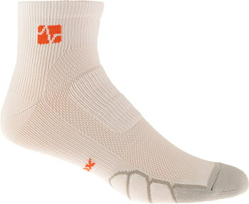 VitalsoxVT0610(2Pairs)-White/Silver/ソックス/靴下
