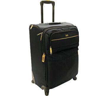 Lucas 20 Tuscany Expandable Spinner - Black バッグ 鞄 かばん