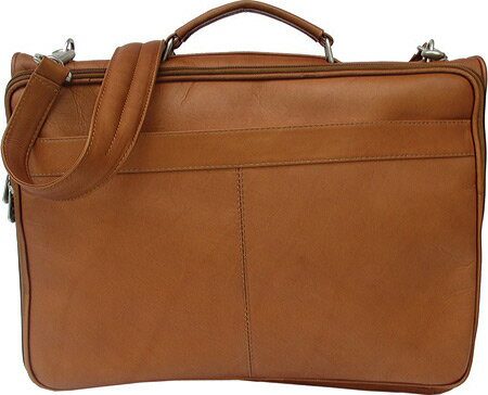 d88513422af8 ... ピエルレザー Piel Leather Double Executive Computer Bag 2361 - Saddle Leather  バッグ 鞄 かばん 斜め掛け