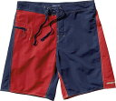 パタゴニア Patagonia Minimalist Wavefarer Board Shorts 19 86768 - Harlequin Cochineal Red 水着